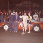 Bob Schnars 1976 late model