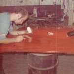 Tim Barron 1977