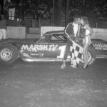 Scott Gustafson #1 thunder car 1985