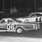 1978 Eriez Speedway Racing Andy Sweetland for Lead