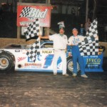 1999 Eriez Speedway - Last Late Model Feature Winner before the turn of the century