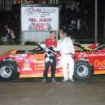 2004 Eriez Speedway with Flagman Spanky Hall