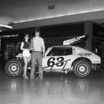 Pat McGuire #63 sportsman 1980