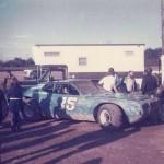Paul Hellman 1972 Motordrome 200