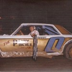 Randy Otander hooligan 1975