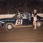 Chuck Sennott 1983 spectator champion