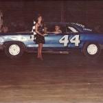 Warren Crouch #44 1977 spectator