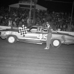 Warren Crouch #44 spectator 1977
